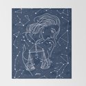 Libra zodiac sign by catyarte