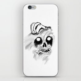 a habit forming iPhone Skin