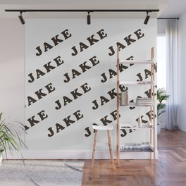 JAKE Wall Mural