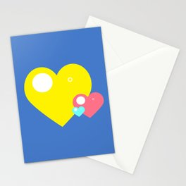 Hsiao Heart Stationery Cards