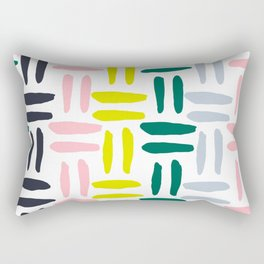 Spring Hatches No 02 (square) Rectangular Pillow