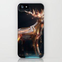 Vestige-7-24x36 iPhone Case