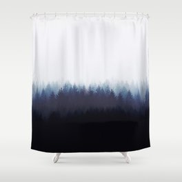 thousand eyes Shower Curtain