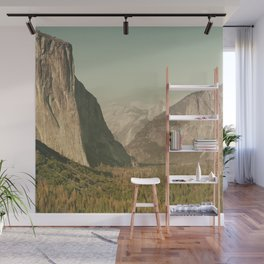 Yosemite Valley XI Wall Mural