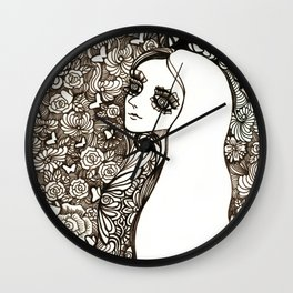 Where do you want to go Wall Clock