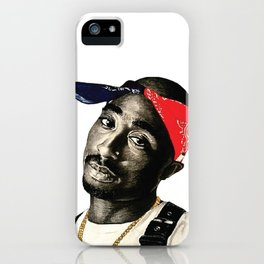 Makaveli iPhone Case