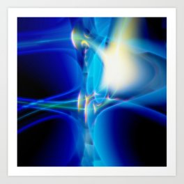Abstract Composition 259 Art Print