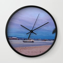 Bohol Dream Wall Clock