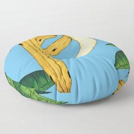 "P   ""LETTERS"" Floor Pillow"