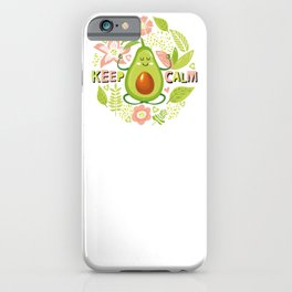 Yoga Joga Namaste Cat Dog Mandala Llama Gift Idea iPhone Case