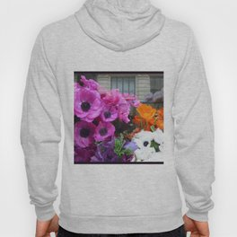 Flower Shop Window Hoody