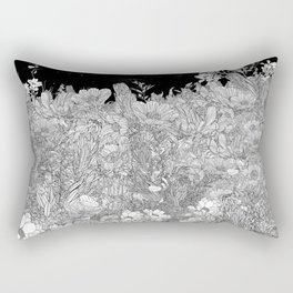 Night Chill Rectangular Pillow