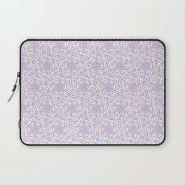*PURPLE_PATTERN_8 Laptop Sleeve