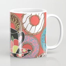 Delectable Donuts Coffee Mug