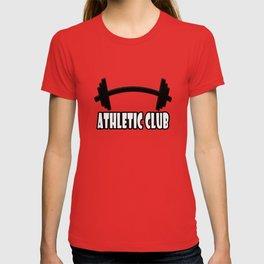 ATHLETIC CLUB LOGO T-shirt