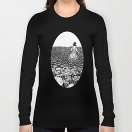 The Field of Poppies Long Sleeve T-shirt