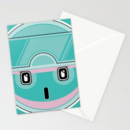 Summertime Cutee Stationery Cards