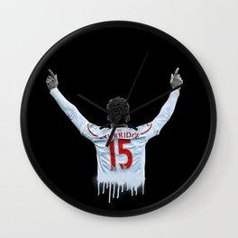 Liverpool FC: Daniel Sturridge v2 Wall Clock