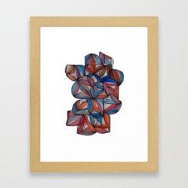 Queen Flora Framed Art Print