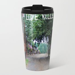 Town Of Love Valley Travel Mug