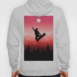Snowboard Skyline I Hoody