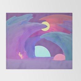 Creative Space Throw Blanket