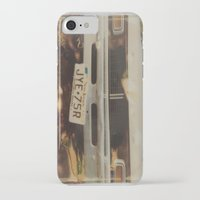 ford iPhone & iPod Cases featuring Ford by Michael Shepherd