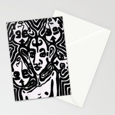 The Gossips Stationery Cards
