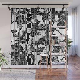 A Linear Landscape Wall Mural