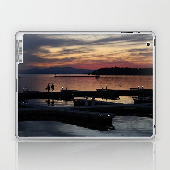Champlain Dusk Laptop & iPad Skin