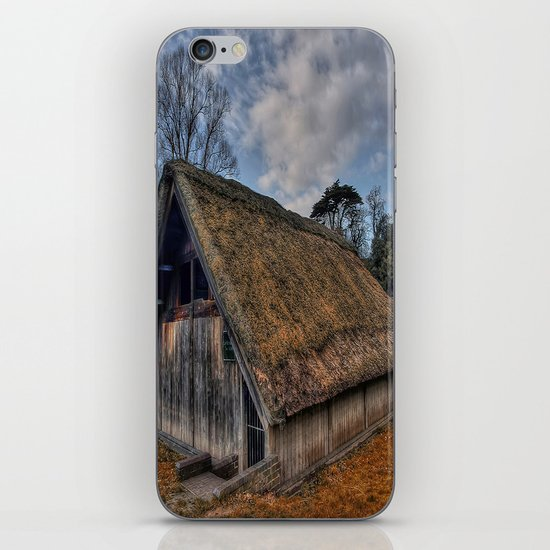 The Old Boat House iPhone & iPod Skin