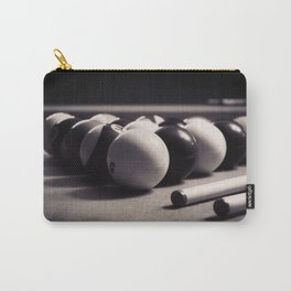 Vintage Pool Carry-All Pouch