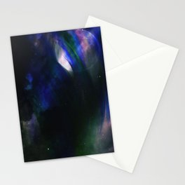 Out at Night Stationery Cards
