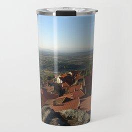 View over Monsanto Travel Mug