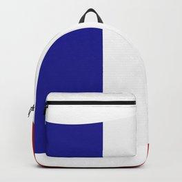 flag of france Backpack