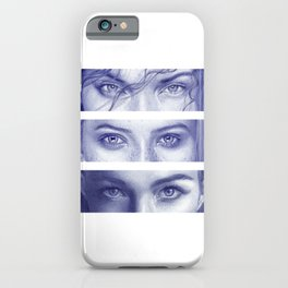Stop & Stare iPhone Case