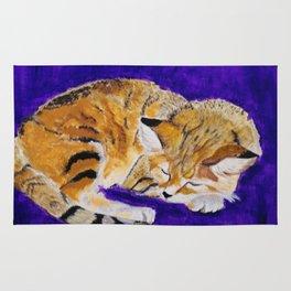 Sand Cat Rug