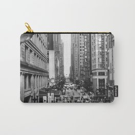 Chicago Street Carry-All Pouch