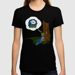The Dead Do Dream T-shirt