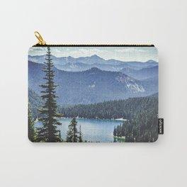 Dewey Lake, Washington Carry-All Pouch