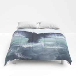 Whale Tale Comforters