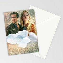 Captain Swan Stationery Cards