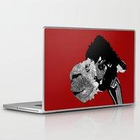 alpaca Laptop & iPad Skins featuring Alpaca by caseysplace