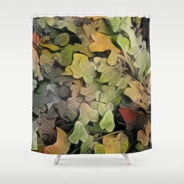 Inspired Layers Shower Curtain