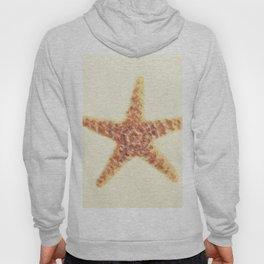 Starfish On A Sand. Hoody