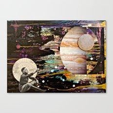 Reaching for Jupiter Canvas Print