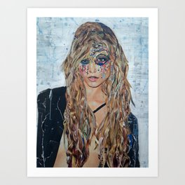 Blondes Have More Fun II Art Print