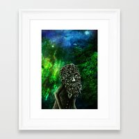 rogue Framed Art Prints featuring Rogue by Philip Lekstrom