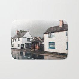 Rainy day in Derbyshire Bath Mat