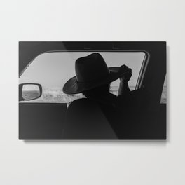 West Texas Explorer Metal Print